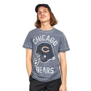 Chicago Bears - Chicago Bears NFL Official 2018 Burnout T-Shirt