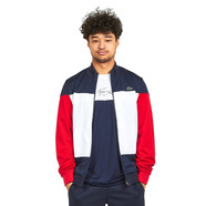 Lacoste - Run Resistant Pique Track Top