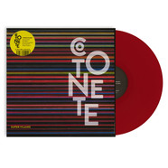 Cotonete - Super-Vilains HHV Exclusive Red Vinyl Edition