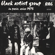 Black Artists Group - In Paris, Aries 1973