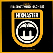 Graeme Laverty - Rimshot / Mind Machine