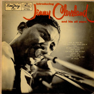 Jimmy Cleveland And His All Stars - Introducing Jimmy Cleveland And His All Stars