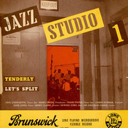 Paul Quinichette, Bennie Greenm, Frank Foster, Joe Newman, Hank Jones, Kenny Clark, Eddie Jones, Sir Jonathan Gasser - Jazz Studio 1