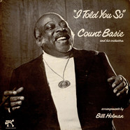 Count Basie Orchestra - I Told You So
