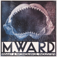 M. Ward - What A Wonderful Industry Clear Vinyl Edition
