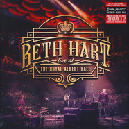 Beth Hart - Live At The Royal Albert Hall Red Vinyl Edition