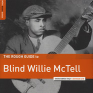 Blind Willie McTell - The Rough Guide To