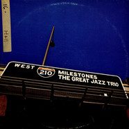The Great Jazz Trio - Milestones