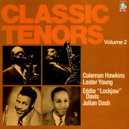 Coleman Hawkins, Lester Young, Eddie