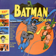 Sensational Guitars Of Dan & Dale, The - Batman And Robin