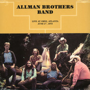 Allman Brothers Band - Live At Omni Atlanta 1973