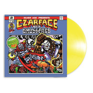 Czarface & Ghostface - Czarface Meets Ghostface HHV Exclusive Bright Yellow Vinyl Edition