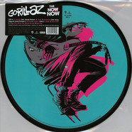 Gorillaz - Now Now Picture Disc Edition