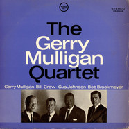 Gerry Mulligan Quartet - The Gerry Mulligan Quartet