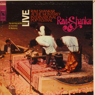 Ravi Shankar - Ravi Shankar At The Monterey International Pop Festival