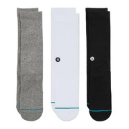 Stance - Icon 3-Pack Socks