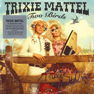 Trixie Mattel - Two Birds / One Stone Colored Vinyl Edition