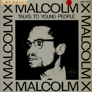 Malcolm X - Malcolm X Talks To Young People