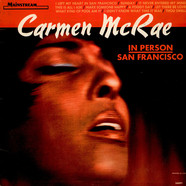 Carmen McRae - In Person/San Francisco