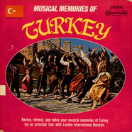 V.A. - Musical Memories Of Turkey