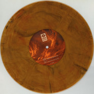 Vikkei & Yakh - 808 In The Sand Transparent Orange Marbled Vinyl Edition