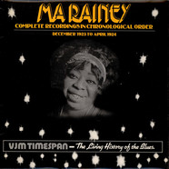 Ma Rainey - Complete Recordings In Chronological Order: December 1923 To April 1924