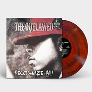 Recognize Ali - The Outlawed Lava Colored Edition