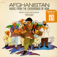 The Radio Afghanistan Orchestra - Afghanistan: Music From The Crossroads Of Asia