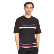 Fred Perry - Micro Tape T-Shirt