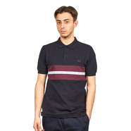 Fred Perry - Sports Tape Pique Shirt