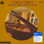 Chick Corea - Now He Sings, Now He Sobs Tone Poets Vinyl