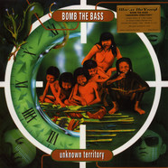 Bomb The Bass - Unknown Territory Coloured Vinyl Edition