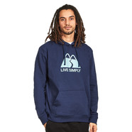 Patagonia - Live Simply Winding Uprisal Hoody