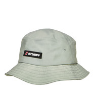 Stüssy - Nylon Rubber Patch Bucket Hat