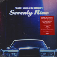 Planet Asia & DJ Concept - Seventy Nine Alternate Art Edition