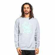 The Quiet Life - Cody Script Crewneck Sweater