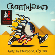 Grateful Dead - Live In Stanford '88 Coloured 3lp-Set