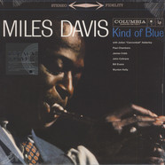 Miles Davis - Kind Of Blue Limited Blue Vinyl Edition