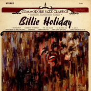 Billie Holiday - Commodore Jazz Classics