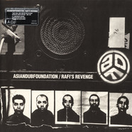Asian Dub Foundation - Rafi's Revenge 20th Anniversary White Vinyl Edition