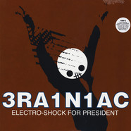 Brainiac - Electro-Shock For President White Vinyl Ediiton