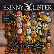 Skinny Lister - Down On Deptford Broadway Orange Vinyl Edition