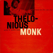 Thelonious Monk - Genius Of Modern Music Volume 2