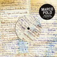 Marco Polo - Nostalgia Feat. Masta Ace Tour Only Color Vinyl Edition