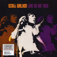 Scott Walker - Live On Air 1968 Limited Purple Vinyl Edition