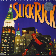 Slick Rick - Great Adventures Of Slick Rick Black Vinyl Edition
