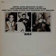Teddy Edwards / Barney Kessel / Slim Gaillard - Central Avenue Breakdown, Volume 2