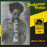 Augustus Pablo - Moods Of Pablo Yellow & Green Vinyl Ediotion Record Store Day 2019 Edition