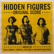 Pharrell Wiliams, Hans Zimmer & Benjamin Wallfisch - OST Hidden Figures Random Colored Vinyl Record Store Day 2019 Edition
