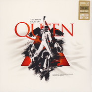 Queen - The Many Faces Of Queen